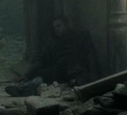 Niet-geïdentificeerde mannelijke Dooddoener gedood op de zevende verdieping