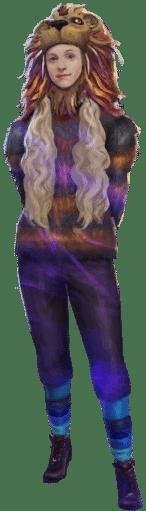 Brilliant Quidditch Fan Luna Lovegood WU.png