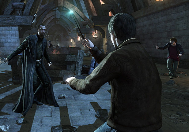 Noahtomlin/Harry Potter and the Deathly Hallows: Part II Has a PC Demo, For Some Reason