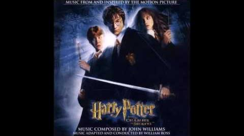Harry Potter and the Chamber of Secrets OST 02 - Fawkes The Phoenix
