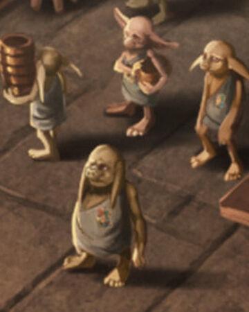 Elfe de maison  Wiki Harry Potter  Fandom