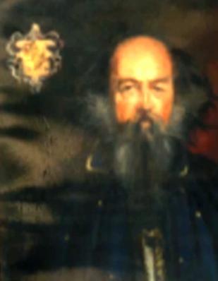 Niet-geïdentificeerde Griffoendor man (III)