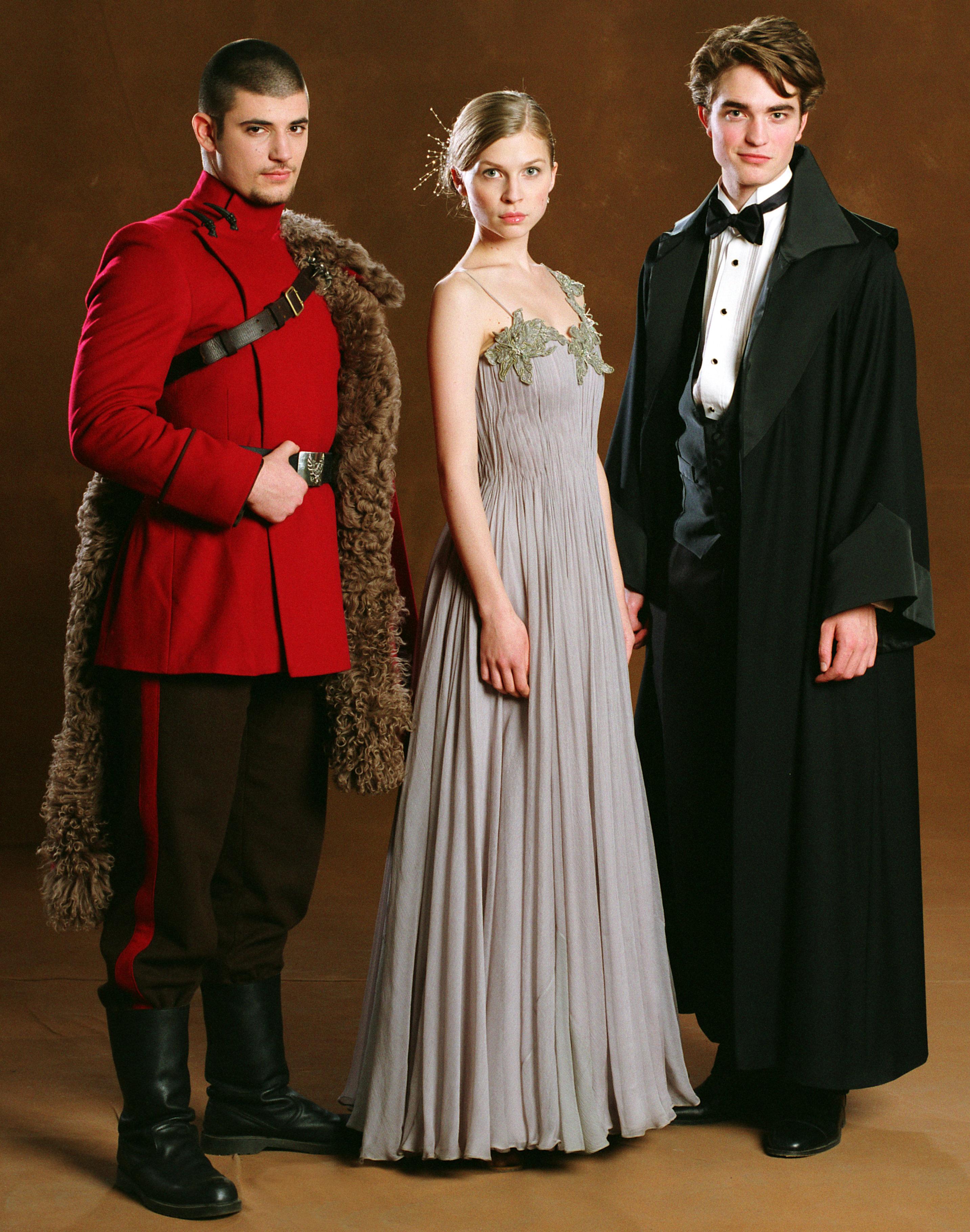 Dress Robes Harry Potter Wiki Fandom