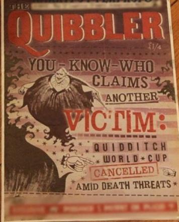 1998 Quidditch World Cup