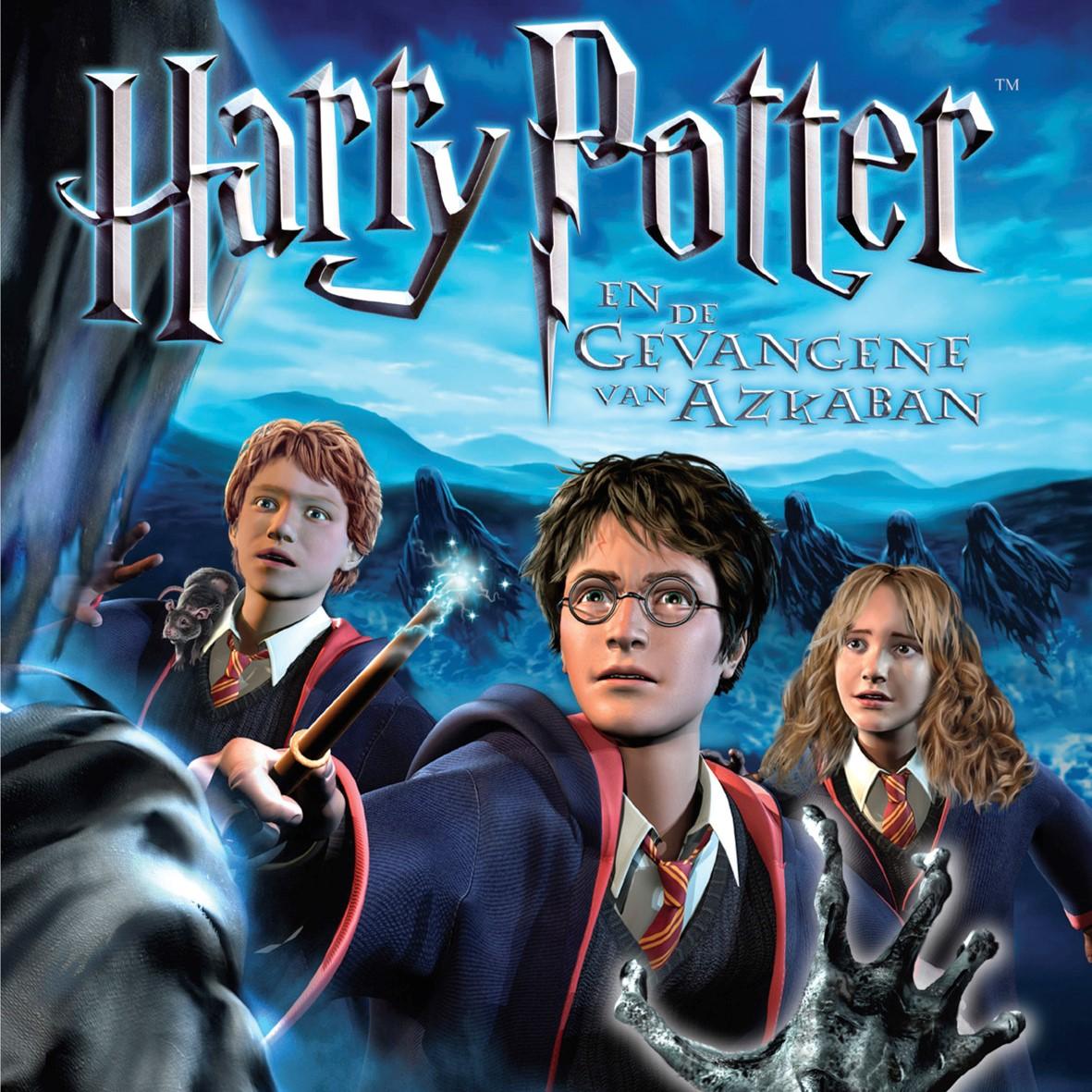 Harry Potter en de Gevangene van Azkaban (game)