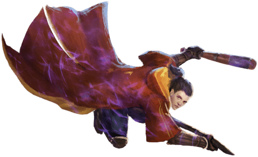 Brilliant Gryffindor Beater WU.png