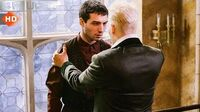 Fantastic Beasts Crimes of Grindelwald Aurelius Dumbledore Scene 4k