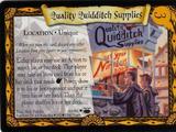Markowy sprzęt do quidditcha (karta)