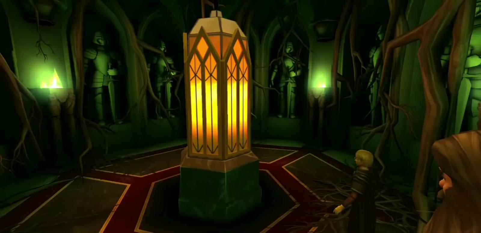 Forest Vault