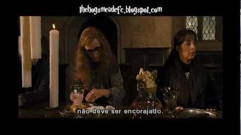 Harry potter e a Ordem da Fênix - Cenas Excluidas