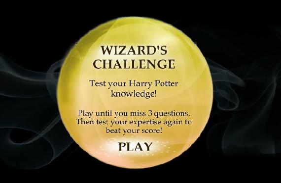 巫师的挑战