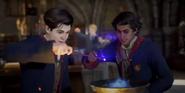 Warzenie eliksiru (Dziedzictwo Hogwartu)