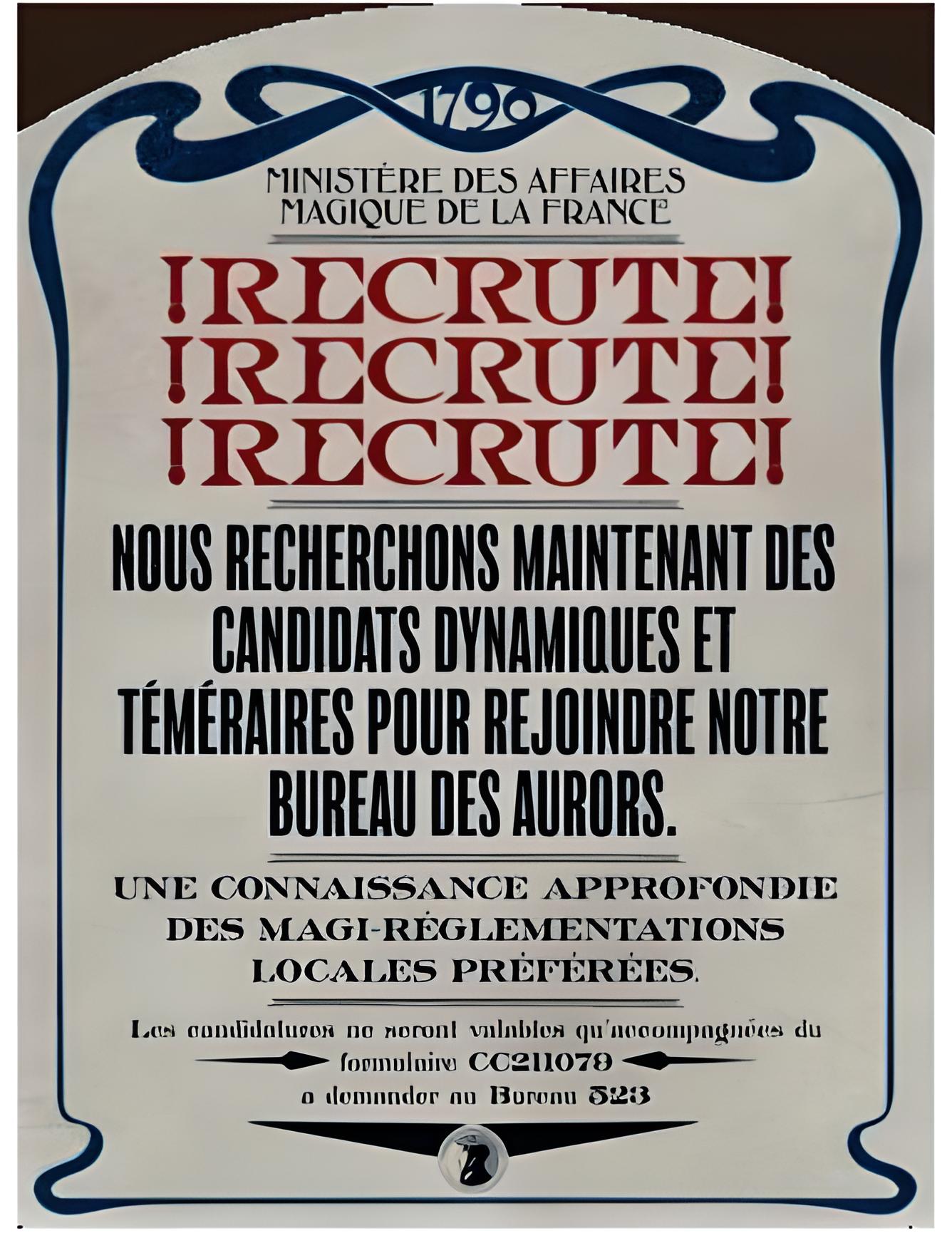 Bureau des Aurors