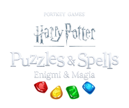 Harry Potter Enigmi & Magia Logo
