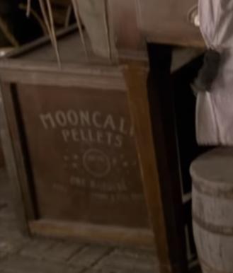 Mooncalf pellets