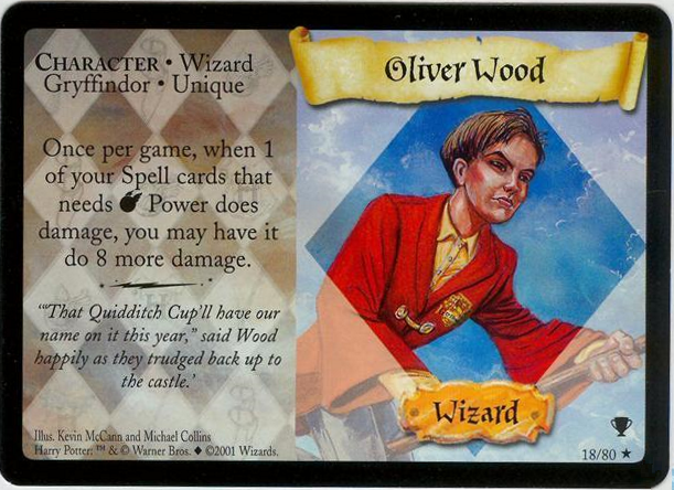 Oliver Wood (karta)