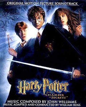 Harry Potter et la Chambre des Secrets (musique)  Wiki Harry