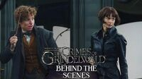 'Fantastic Beasts The Crimes of Grindelwald' Behind The Scenes