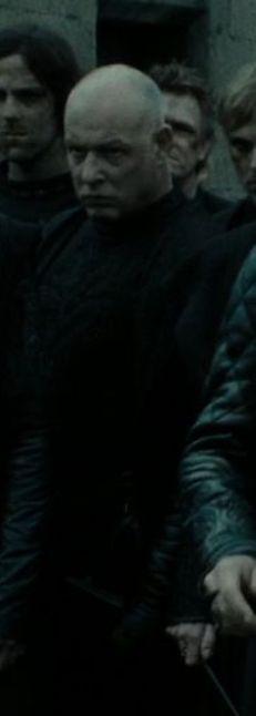 Unidentified Hogsmeade Death Eater (II)