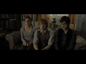 Dumbledore Last Will And Testament - Harry Potter And The Deathly Hallows Part 1