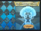 Profesor Filius Flitwick (karta)