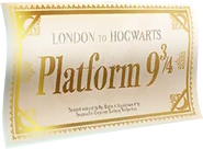 Bilet Hogwart Ekspres (Harry Potter- Zagadki i magia)