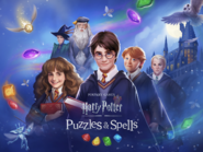Harry Potter Puzzles & Spells (Promo1)