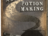 Severus Snape's copy of Advanced Potion-Making
