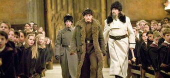 Igor Karkaroff Harry Potter Wiki Fandom When durmstrang institute and beauxbatons were introduced in gof, i believed they were just other european schools, beauxbatons being from france. igor karkaroff harry potter wiki fandom