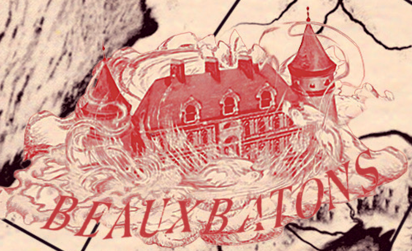 Palace Of Beauxbatons Harry Potter Wiki Fandom This chapter introduces the students from beauxbatons and durmstrang, as well as the heads of the two schools. of beauxbatons harry potter wiki fandom
