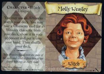 Molly Weasley (karta)