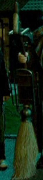 Alastor Moody's broomstick