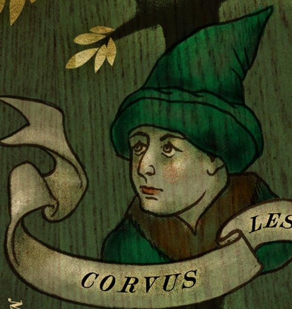 Corvus Lestrange (III)
