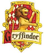 Gryffindor-shield
