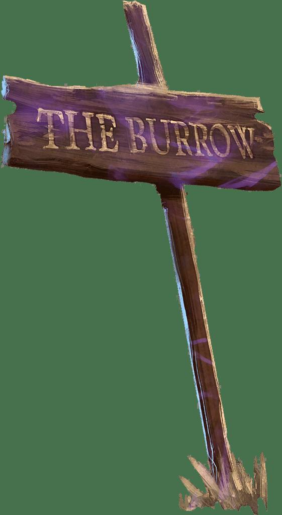 Brilliant Burrow Sign WU.png