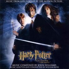 Harry Potter ja salaisuuksien kammio (ääniraita).jpg