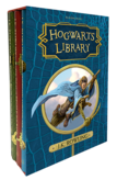 Hogwarts Library book covers