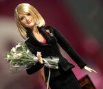 La poupée Barbie J.K. Rowling