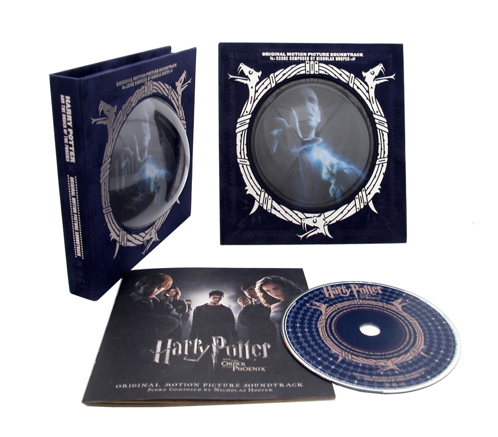 Harry Potter and the Order of the Phoenix (soundtrack)
