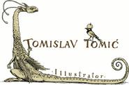 Tomislav Tomić homepage