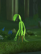 Bowtruckle at the Magical Creatures Reserve