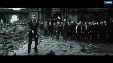 Harry Potter und die Heiligtümer des Todes Teil 2 Neville Spricht