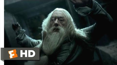 Harry Potter and the Half-Blood Prince (4 5) Movie CLIP - Dumbledore's Death (2009) HD