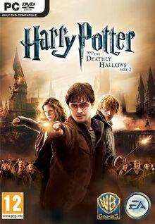 Harry Potter ja kuoleman varjelukset, osa 2 (videopeli).jpg