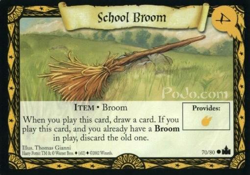 School Broom