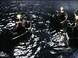 Hogwarts boats