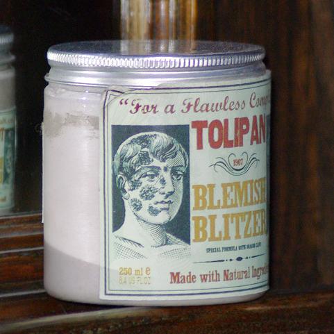 Tolipan Blemish Blitzer