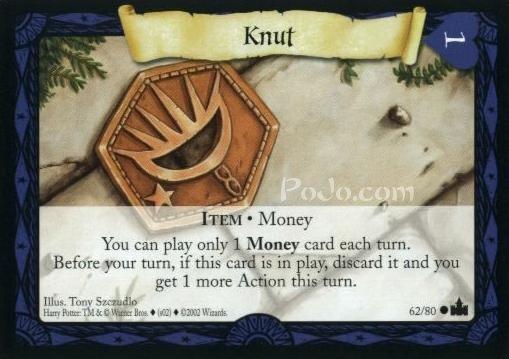 Knut (Trading Card)