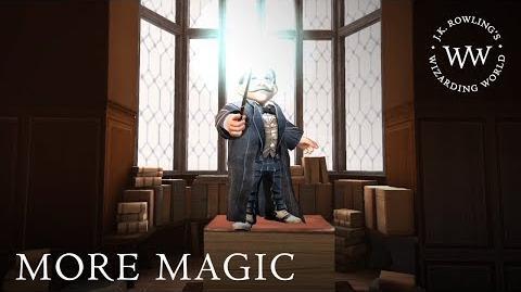 Sneak Peak of Harry Potter Hogwarts Mystery A Celebration of Harry Potter 2018