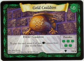 Kociołek ze złota (karta)